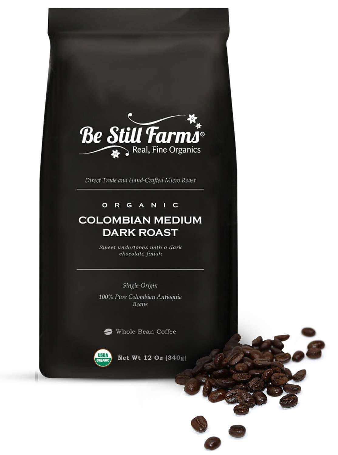 Organic Colombian Coffee (12 oz)