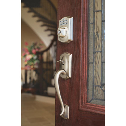 Schlage digital keypad lock
