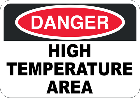 High Temperature Area