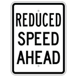 Reduced Speed Ahead