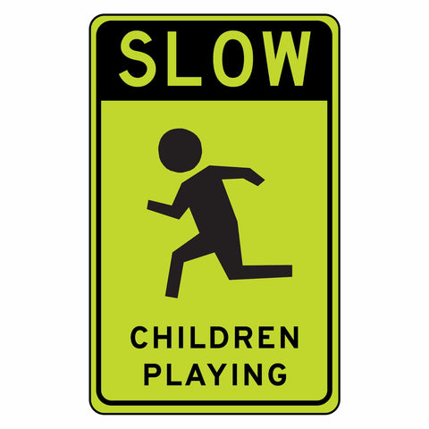 Children Playing - Sign Wise