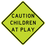 Children At Play - Sign Wise