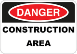 Construction Area - Sign Wise
