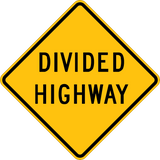 Divided Highway - Sign Wise