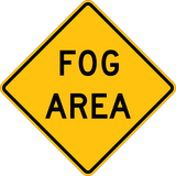 Fog Area - Sign Wise