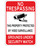 Video Surveillance Grounds Under Security Watch