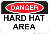 Hard Hat Area - Sign Wise