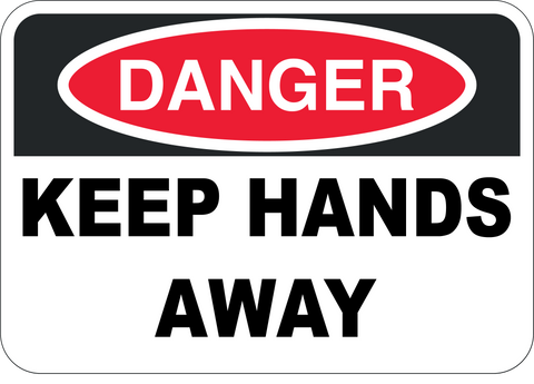 Keep Hands Away