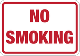 No Smoking - Sign Wise