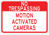 Motion Activated Cameras