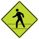 Pedestrian Crossing - Sign Wise