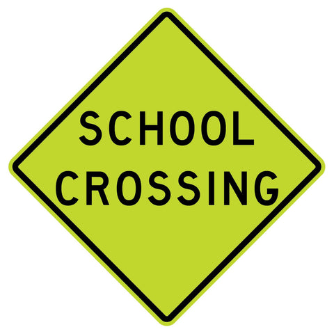 School Crossing - Sign Wise