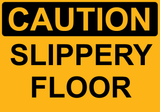 Slippery Floor - Sign Wise