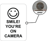 Smile! You're on Camera - Sign Wise