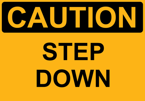 Step Down - Sign Wise