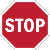 Stop Sign - Sign Wise