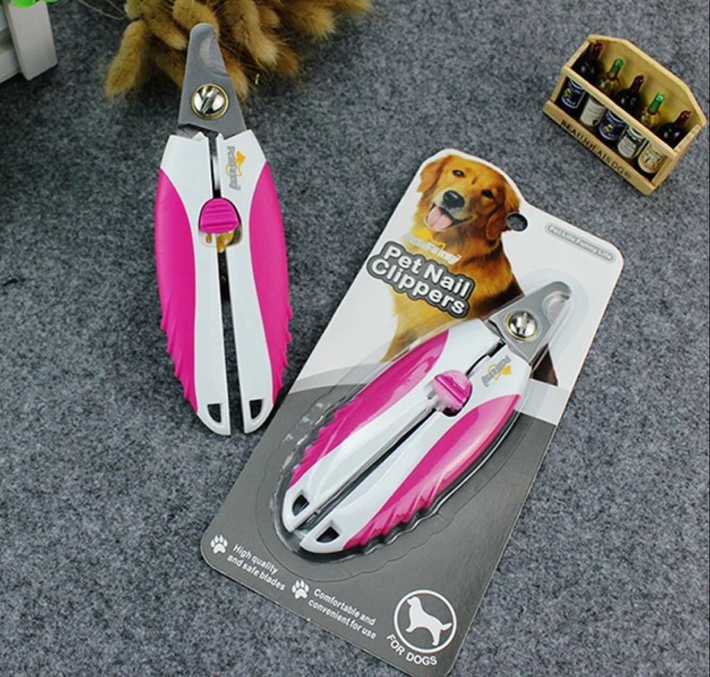 Pet funny Nail Clippers Dog 指甲鉗