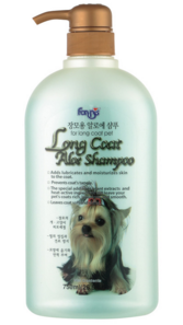 Forbis Long Coat Aloe Shampoo 750 ml