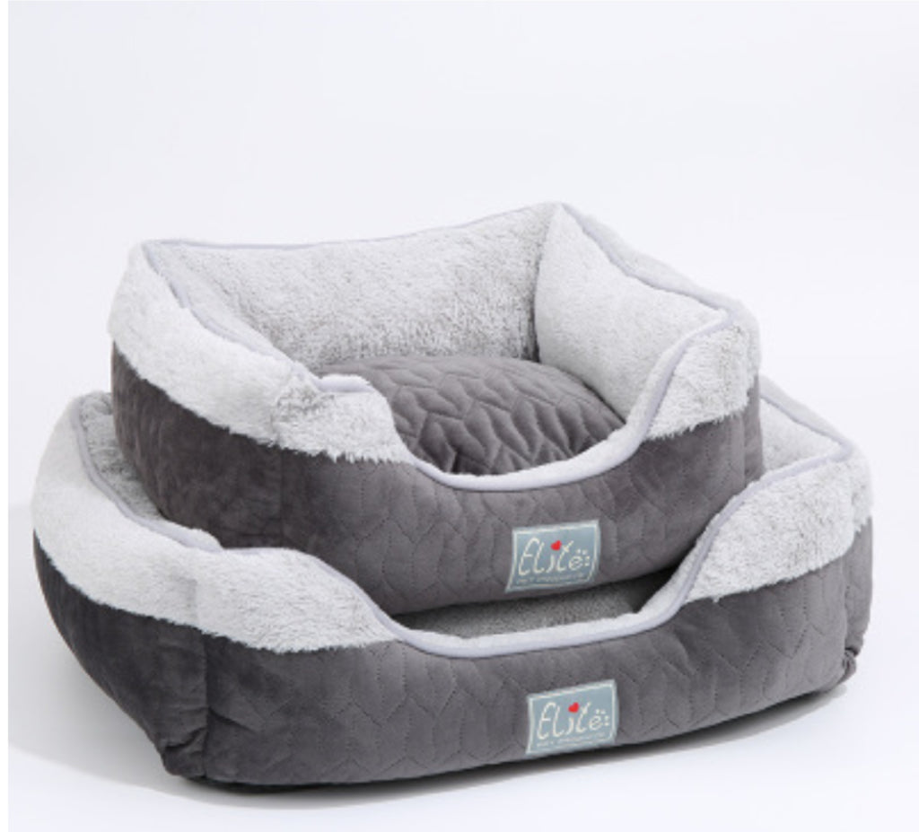 Elite Pet Bed Velvet Dream