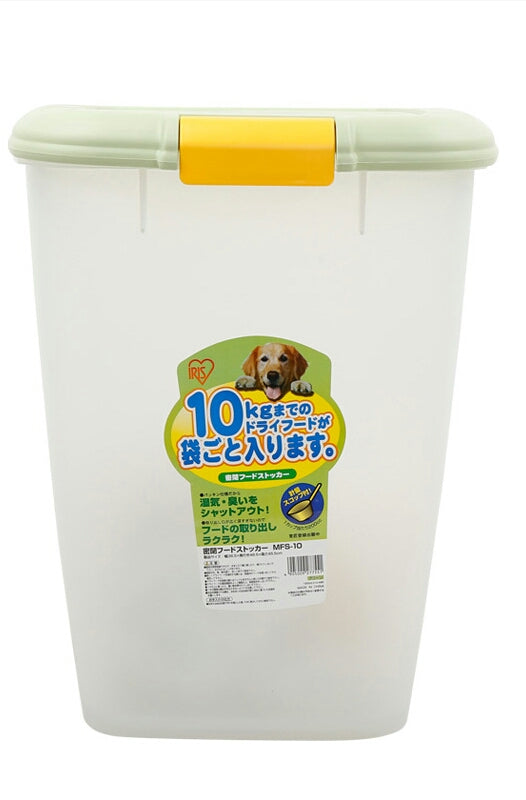 IRIS Dry Food Storage Container 糧桶 10kg