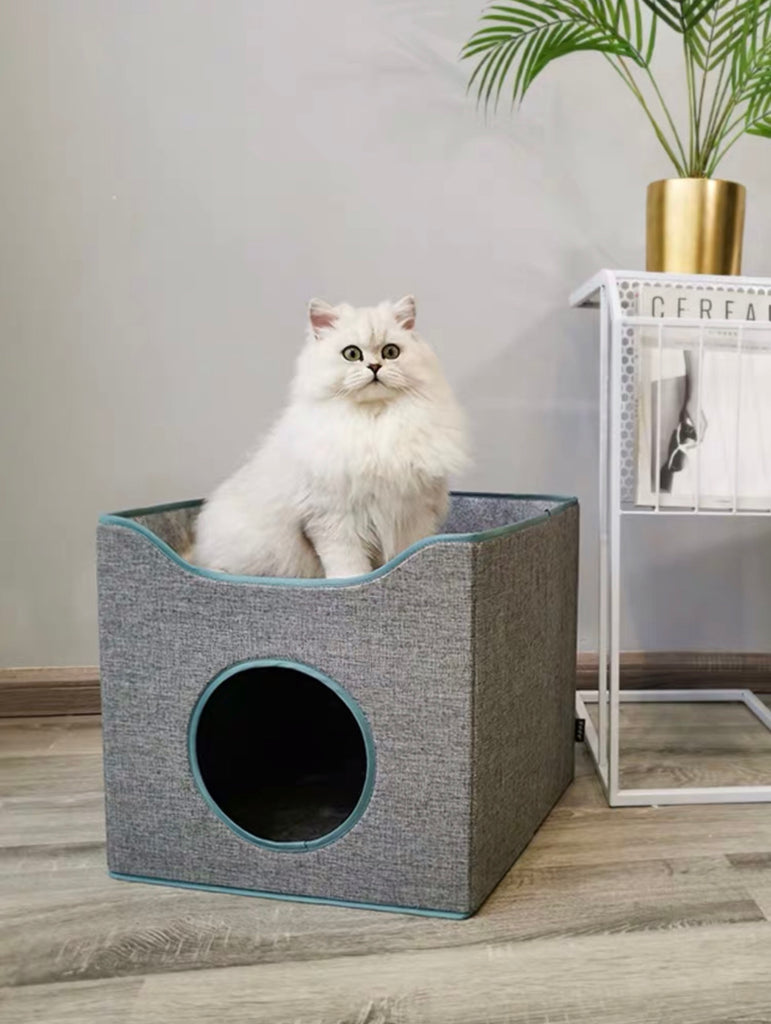 Cat Bed/Home    可收納封閉式貓/狗窩