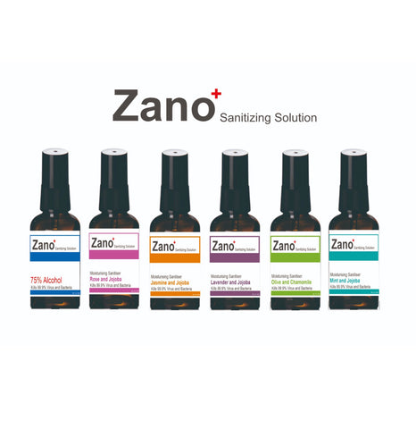 Zano Plus Sanitizing Solution
