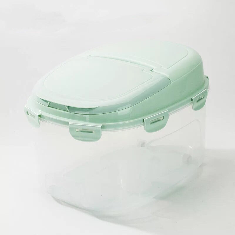 Plastic Storage Pet Food Container 5KG     糧桶