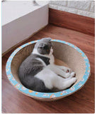 Cat Scratch Corrugated Bowl Toy      貓窩抓板