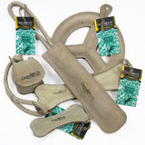 Green & Wild's Crinkler -Eco Dog Toy- Made in UK