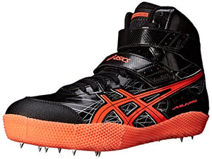 Asics Javelin Pro Shoe (Black / Orange)