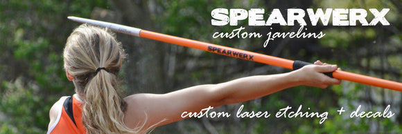 Custom Javelins- Create Your Own SPEARWERX Javelin!