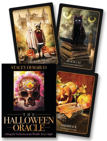 Halloween Oracle Card Deck