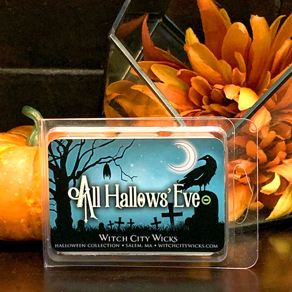 All Hallows' Eve: Halloween wax melts