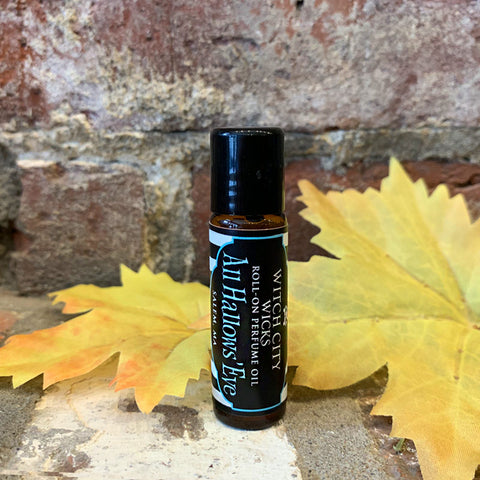 All Hallows' Eve Halloween perfume oil