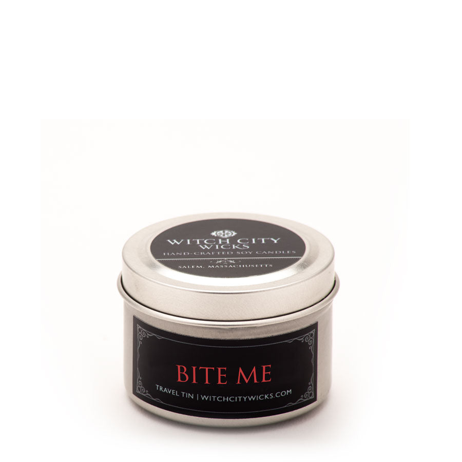 Bite Me travel tin