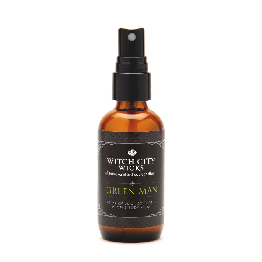Green Man room spray