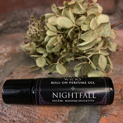 Nightfall perfume oil