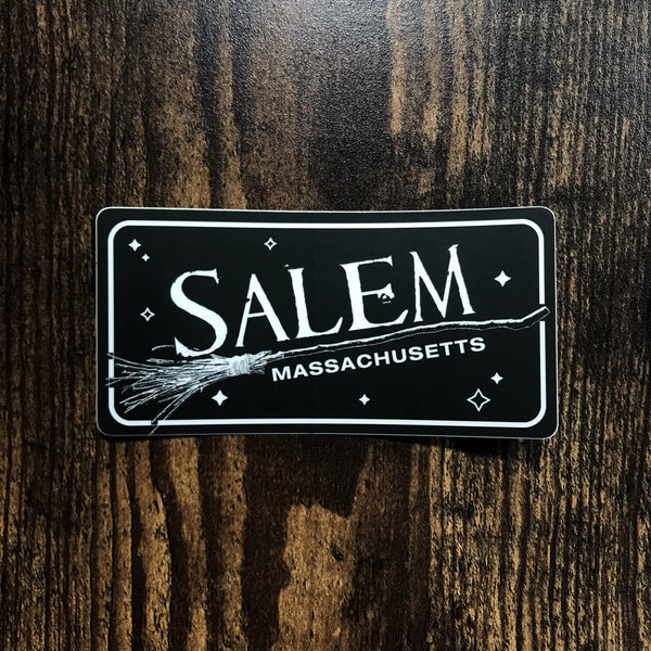 Salem stickers- 5 styles
