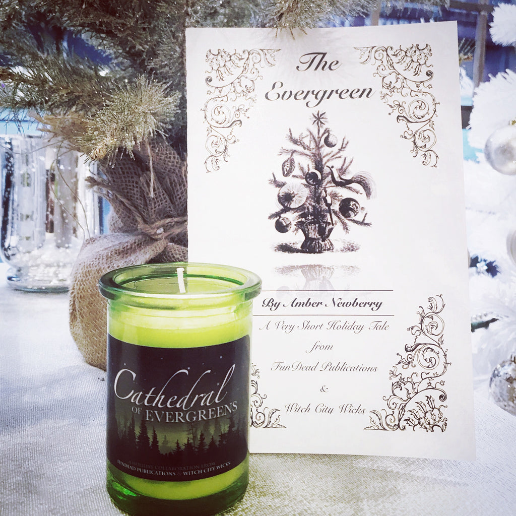 Cathedral of Evergreens Limited Edition Holiday candle