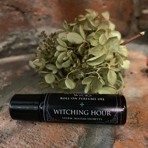 Witching Hour perfume oil
