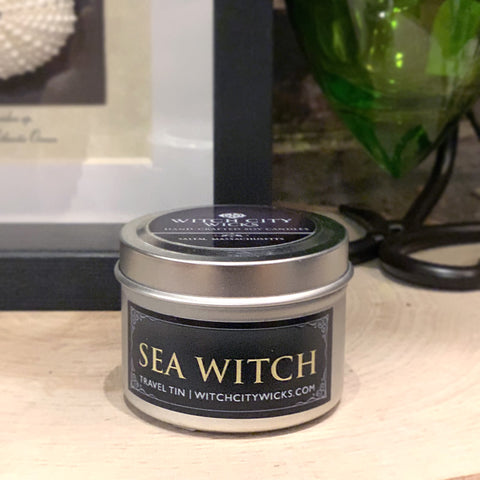 Sea Witch travel tin