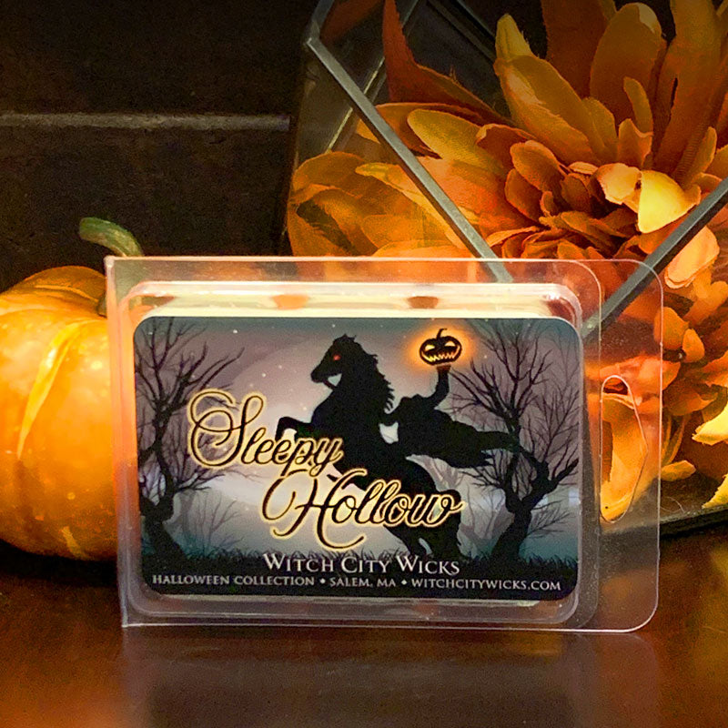 Sleepy Hollow: Halloween wax melts