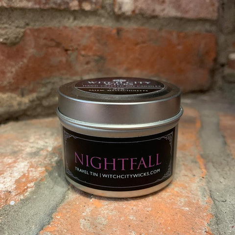 Nightfall travel tin