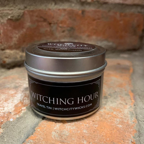 Witching Hour travel tin