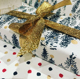 Jolly Christmas Gift Wrap