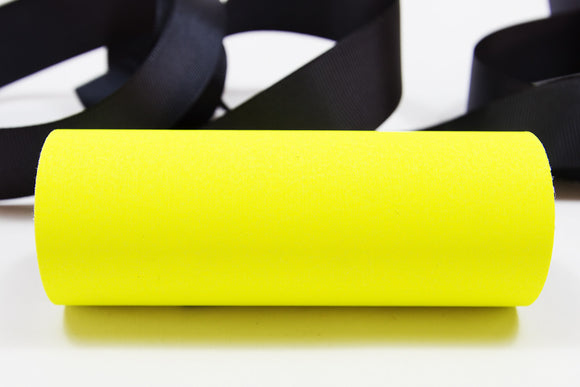 Fluro Yellow Wrap Band-Wrap Band-dear mabel