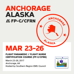 [Archived] Flight Paramedic Prep (Alaska Mar 2017) - FP-C/CFRN