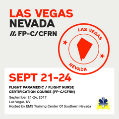 [Archived] Flight Paramedic Prep - Nevada - (FP-C/CFRN/CCP-C)