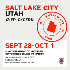 [Archived] Flight Paramedic Prep - Utah - (FP-C/CFRN/CCP-C)