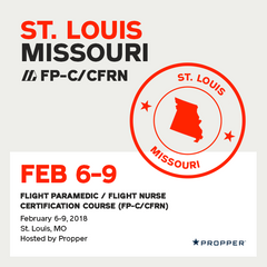 Flight Paramedic Prep - Missouri Feb 2018 - (FP-C/CFRN/CCP-C)